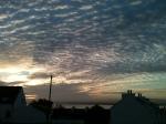 Sunrise over Port Charlotte, Islay
